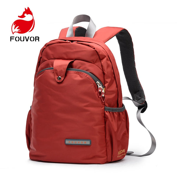 Fouvor New Casual Women Anti-theft Backpack High Quality Backpacks for Teenage Girls Female School Shoulder Bag Bagpack Mochila - Creative Dreamscape