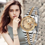 New Top Brand PAGANI DESIGN Womens Watches Fashion Casual Quartz Ladise Dress Watch Waterproof Luxury Watch Relogio Feminino - Creative Dreamscape