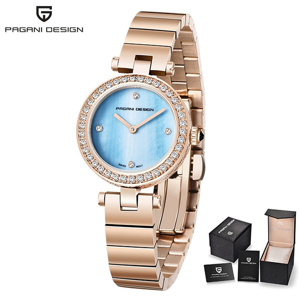 New Top Luxury Brand Women Watches 2019 PAGANI DESIGN Ultra-thin Dial Ladies Watch Dress Quartz Sport Watch Relogio Feminino - Creative Dreamscape
