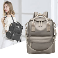 atinfor Brand Anti Theft Women Oxford Cloth Waterproof Backpack Student Travel Shoulder Purse Backpacks - Creative Dreamscape