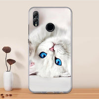Case For Huawei P Smart 2019 Case Cover Silicon TPU Funda For Huawei Honor 10 Lite Cover Coque for Huawei PSmart 2019 Case Cover - Creative Dreamscape
