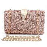 dropshipping clutch bags for women 2019 purse luxury handbags women bags designer shoulder bag shiny wedding party prom wallet - Creative Dreamscape