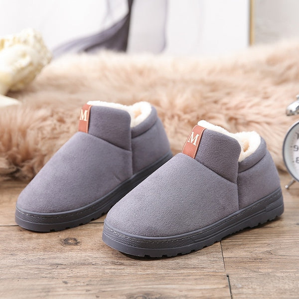 Winter Home Slippers Women - Creative Dreamscape