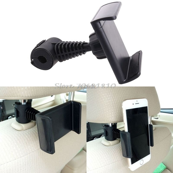 360 Degree Ratating Car/Truck Back Seat Headrest Phone Mount Holder For Cell Phone GPS Whosale&Dropship - Creative Dreamscape