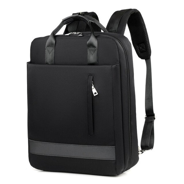 Large Capacity Men Waterproof Nylon Bag Women 15.6 Inch Laptop Backpack With Charging Port School Bags For Teenage Girl Boy 2019 - Creative Dreamscape