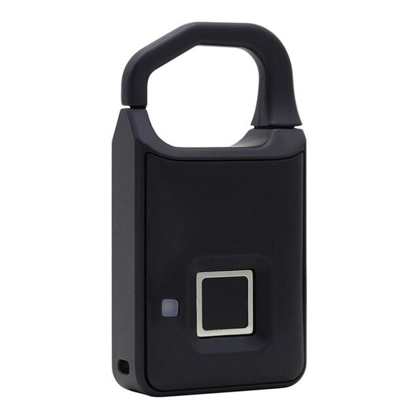 Smart Fingerprint Biometric Door Lock Electronic Keyless Security Safe Padlock USB Rechargeable Finger Print Sensor For Luggage - Creative Dreamscape