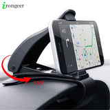 Car Phone Holder for Cell Phone in Car GPS Dashboard Bracket For iPhone 11 XR 7 Samsung Xiaomi Universal 360 Mount Stand Holder - Creative Dreamscape