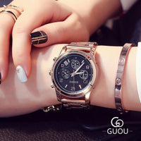 2019 Fashion Quartz Zegarek Damsk Romantic Luxury Women Watches Lady Wristwatch Casual Female Clock Reloj Mujer Bayan Kol Saati - Creative Dreamscape
