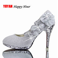 2020 Colorful Wedding Shoes Women Pumps Sexy Ladies Super High Heels Fashion Party Women Shoes Thin Heel 8cm 10cm YX721 - Creative Dreamscape