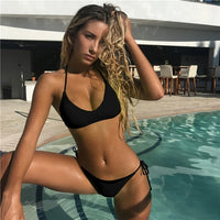 2020 summer sexy swimwear women bikini pads swimsuit top women swimwear bikini set swimsuit set - Creative Dreamscape