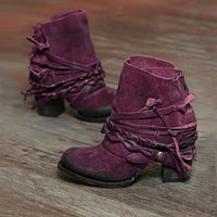 Women Boots Autumn Winter Boots Classic Zipper Snow Ankle Boots Winter Suede Warm Fur Plush Women Shoes Botas Mujer - Creative Dreamscape