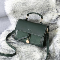 REPRCLA New Luxury Women Leather Handbag High Quality PU Shoulder Bag Brand Designer Crossbody Bags Small Fashion Ladies Bags - Creative Dreamscape