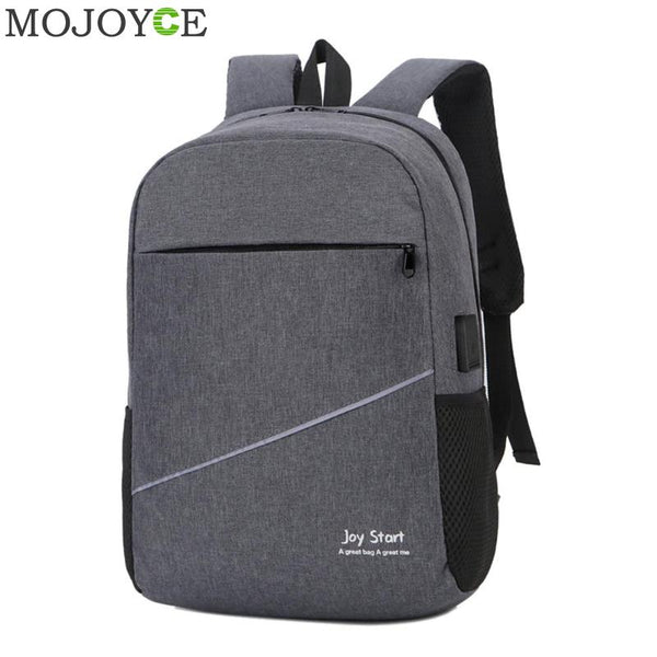 Business Laptop Backpack With USB Charging Port Unisex Business Travel Backpack School Bag Mochila Smart Backbag Drop Shipping - Creative Dreamscape