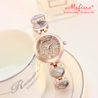 Melissa Lady Women's Watch Luxury - Creative Dreamscape