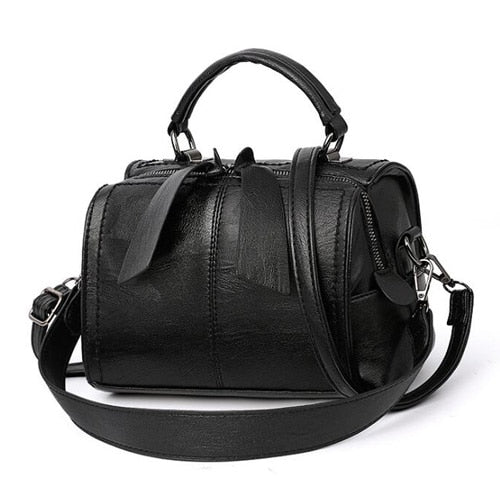 REPRCLA Fashion Elegant Handbag Women Shoulder Bag High Quality Crossbody Bags Designer PU Leather Ladies Hand Bags Tote - Creative Dreamscape