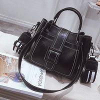 Luxury Handbags for Women PU Leather Shoulder Bag Female Crossbody Bags For Women Messenger Bags Casual Tote Ladies Hand Bag Sac - Creative Dreamscape