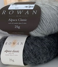 Luxurious Rowan Alpaca Wrap