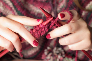 Weekday Knitting