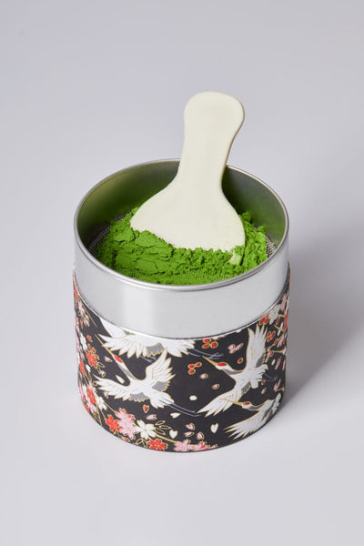 Matcha Pulver in Dose