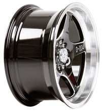Last inn bildet i Galleri-visningsprogrammet, 59 North Wheels D-004 black/champer/polished lip