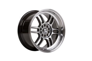 59 North Wheels D-006 hyperblack/polished lip
