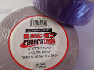 ISC Racers Tape, Standard duty