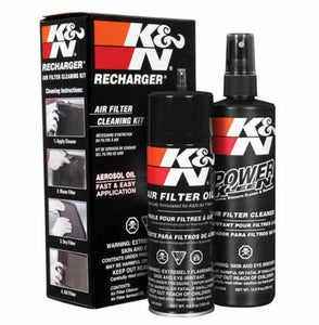 K&N Air Filter Cleaning Kit, 355ml + 204ml