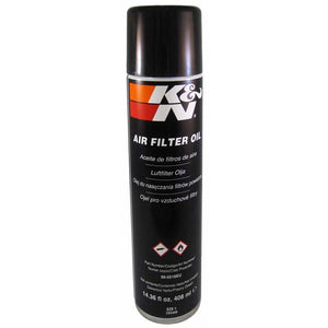 K&N Air Filter Oil, 408ml
