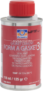 Permatex Aviation Form-A-Gasket 3, 118ml