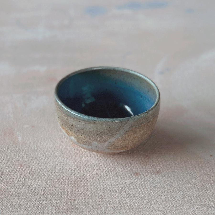 Soda Fired Pinch Bowls