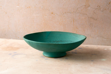 Wander Footed Oval Server