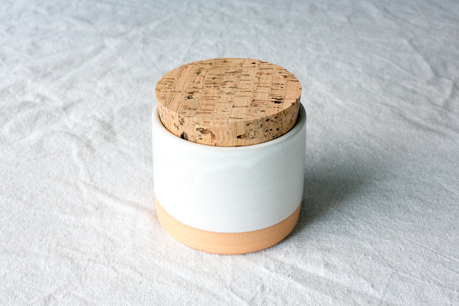 Settle Salt Jar
