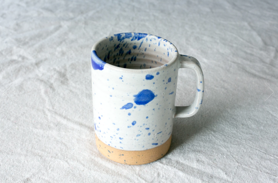 Throw Back Speckle Mug