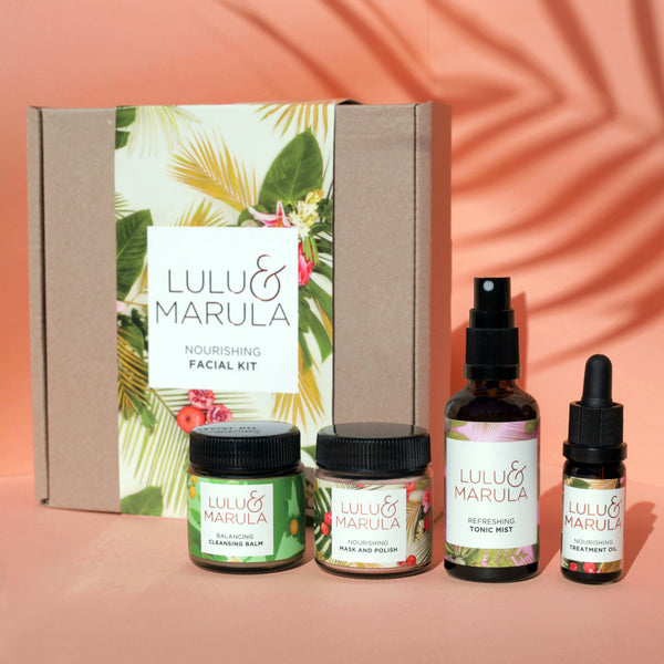 Nourishing Facial Kit