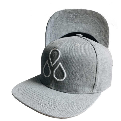 Yunika Drops Grey Cap