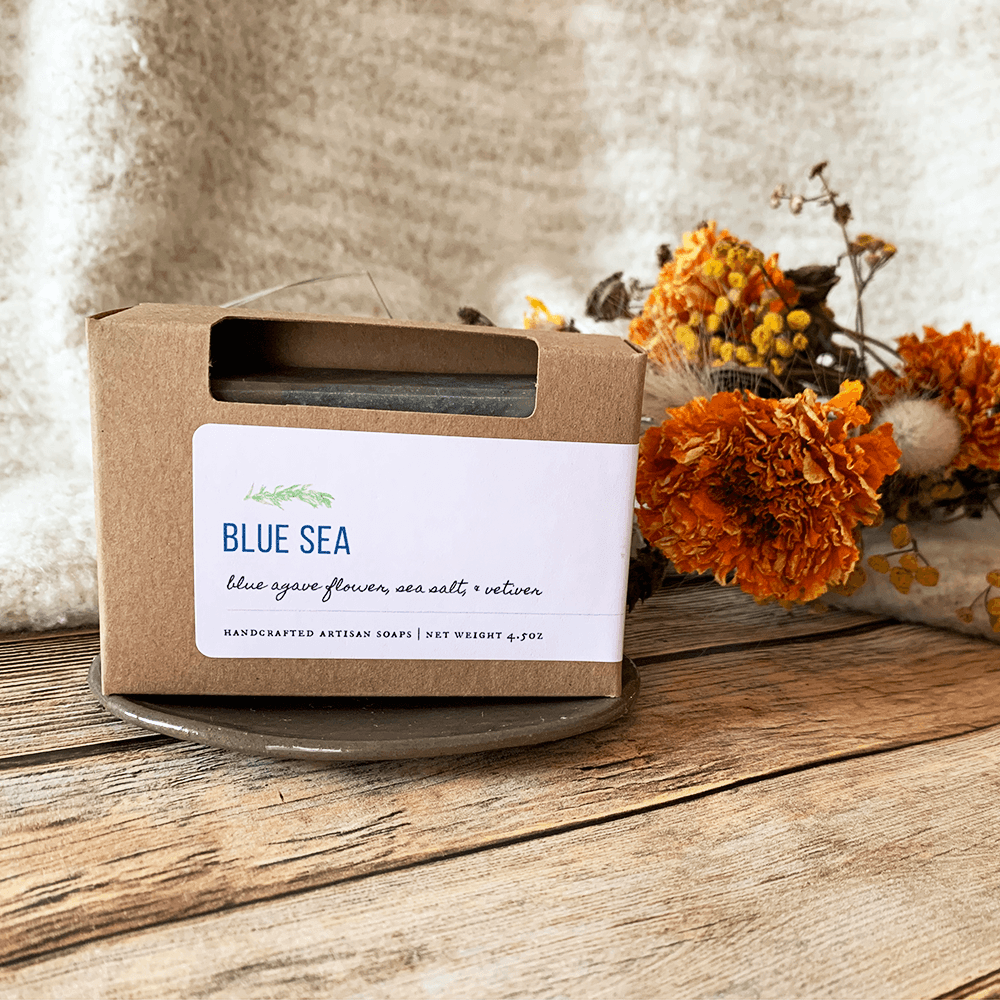 Blue Sea Artisan Soap