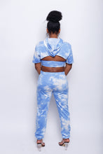 "Load image into Gallery viewer, ""Sky"" Tie Dye Set"