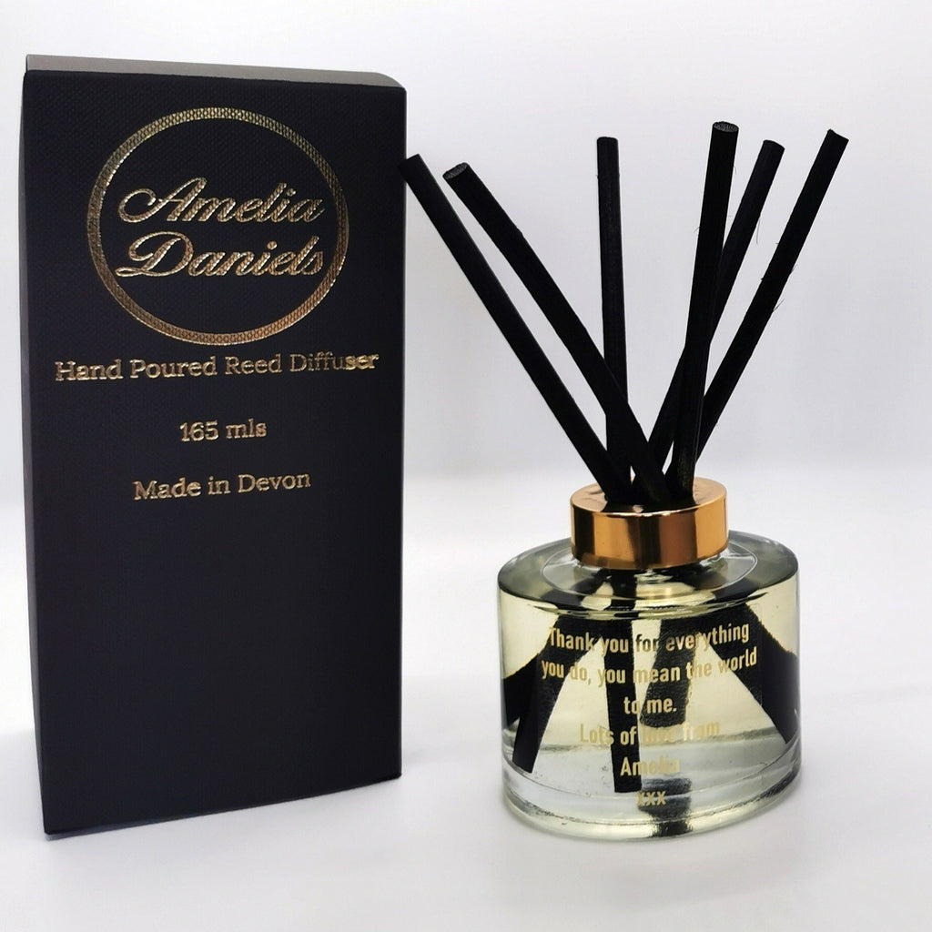 'Thank you' Reed Diffuser - Amelia Daniels