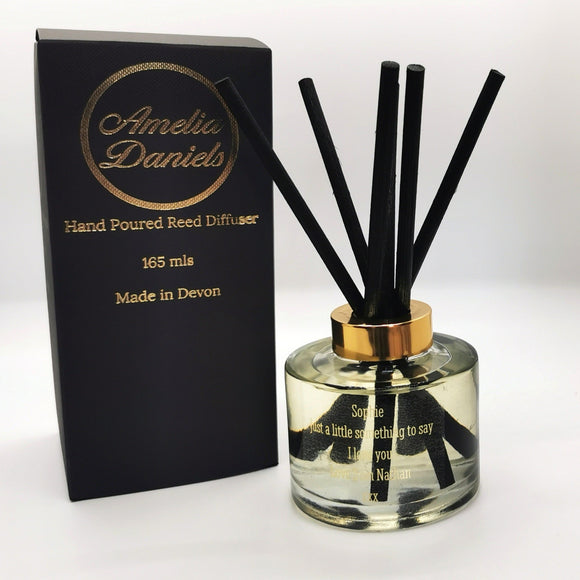 'I love you' Reed Diffuser - Amelia Daniels
