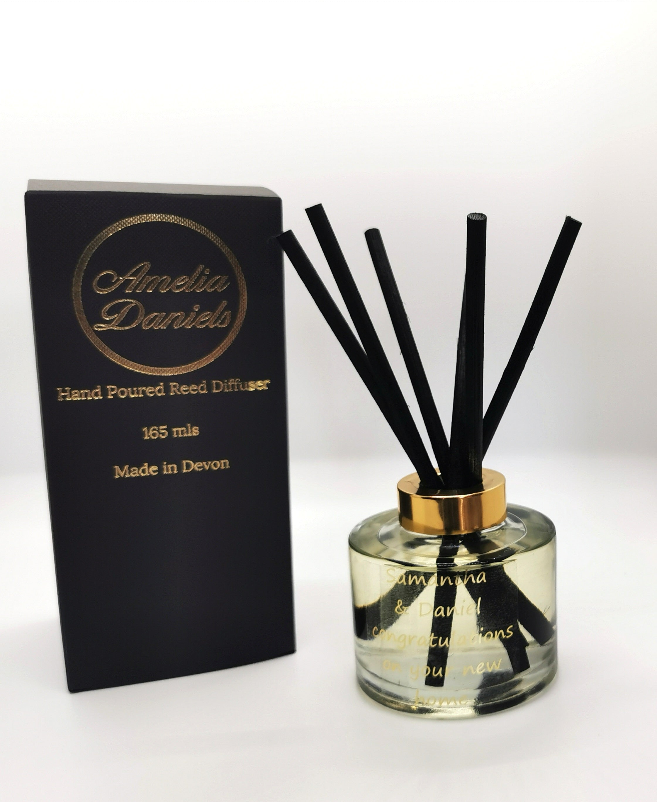'New Home' Reed Diffuser - Amelia Daniels