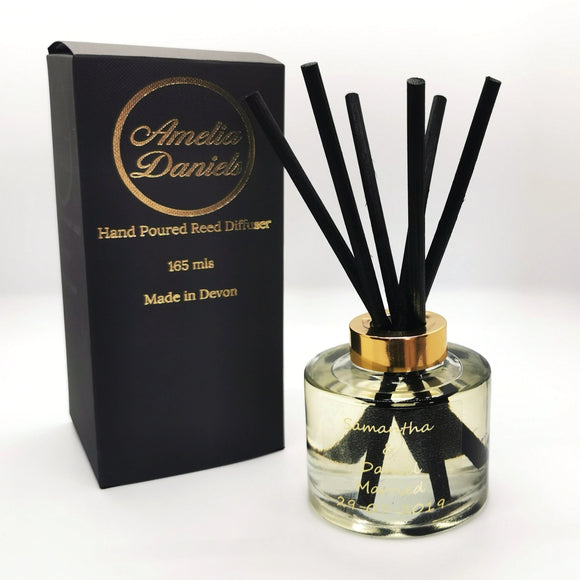'Marriage' Reed Diffuser - Amelia Daniels