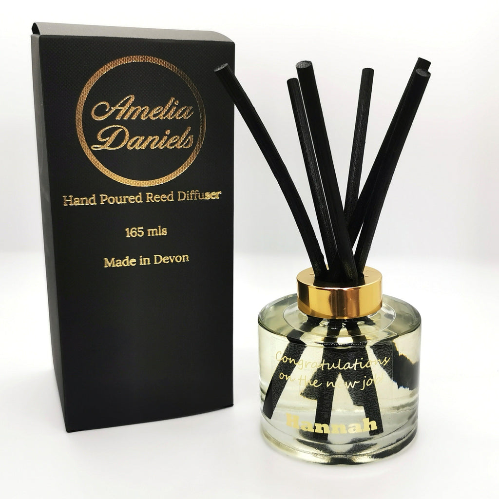 'New Job' Reed Diffuser - Amelia Daniels