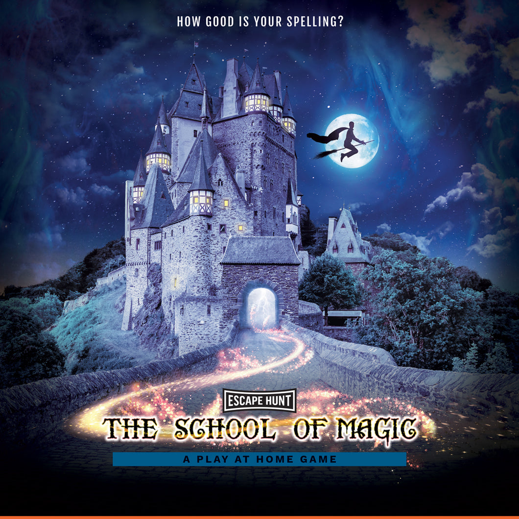 School of Magic | Escape Hunt | Play at Home Game