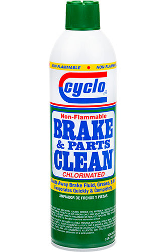 Professional Strength Brake & Parts Clean - Chlorinated formula 510g