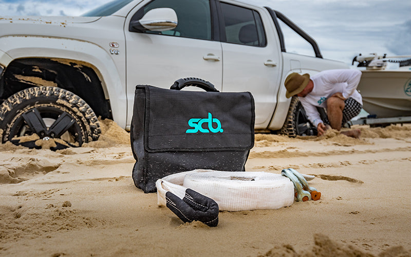 SCB 4WD Recovery Kit