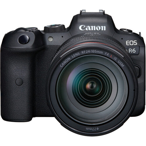 CANON EOS R6, RF 24-105mm F/4L IS USM