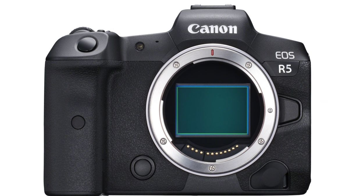 CANON EOS R5, MIRRORLESS DIGITAL CAMERA, BODY ONLY