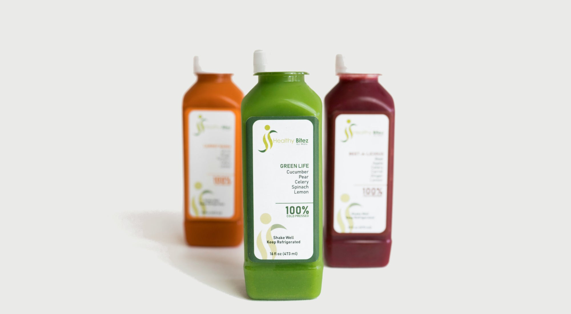 Detox Plan - Juices