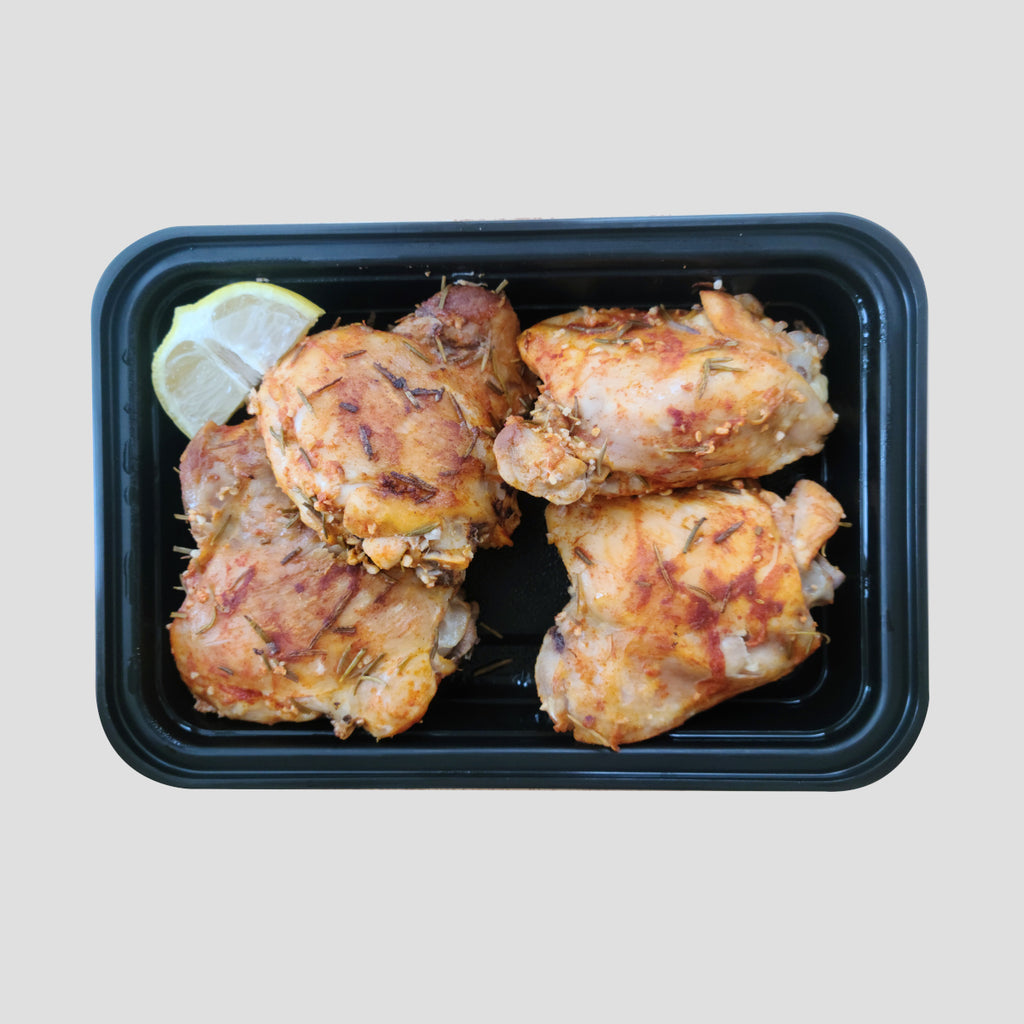 Baked Chicken Thigh (4 count) Bulk meal