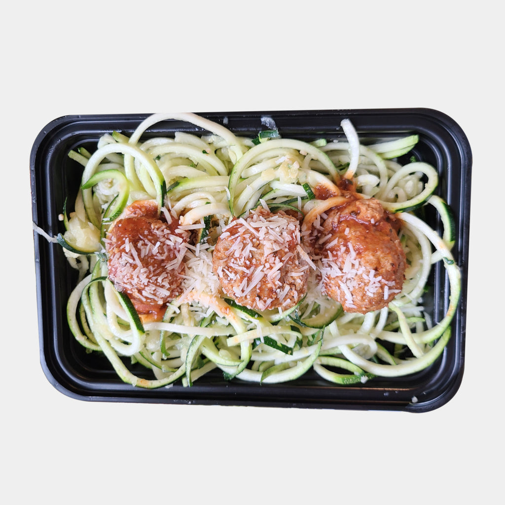 Low-carb Turkey Meatballs